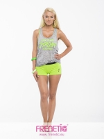 HOLLY-51/01 womens fitness short